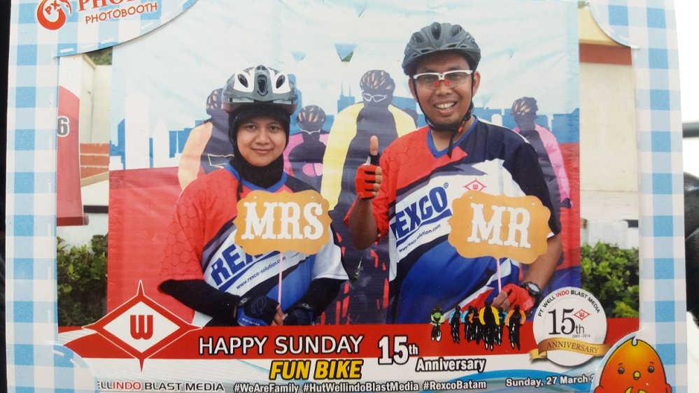 Mr. & Mrs. Funbike