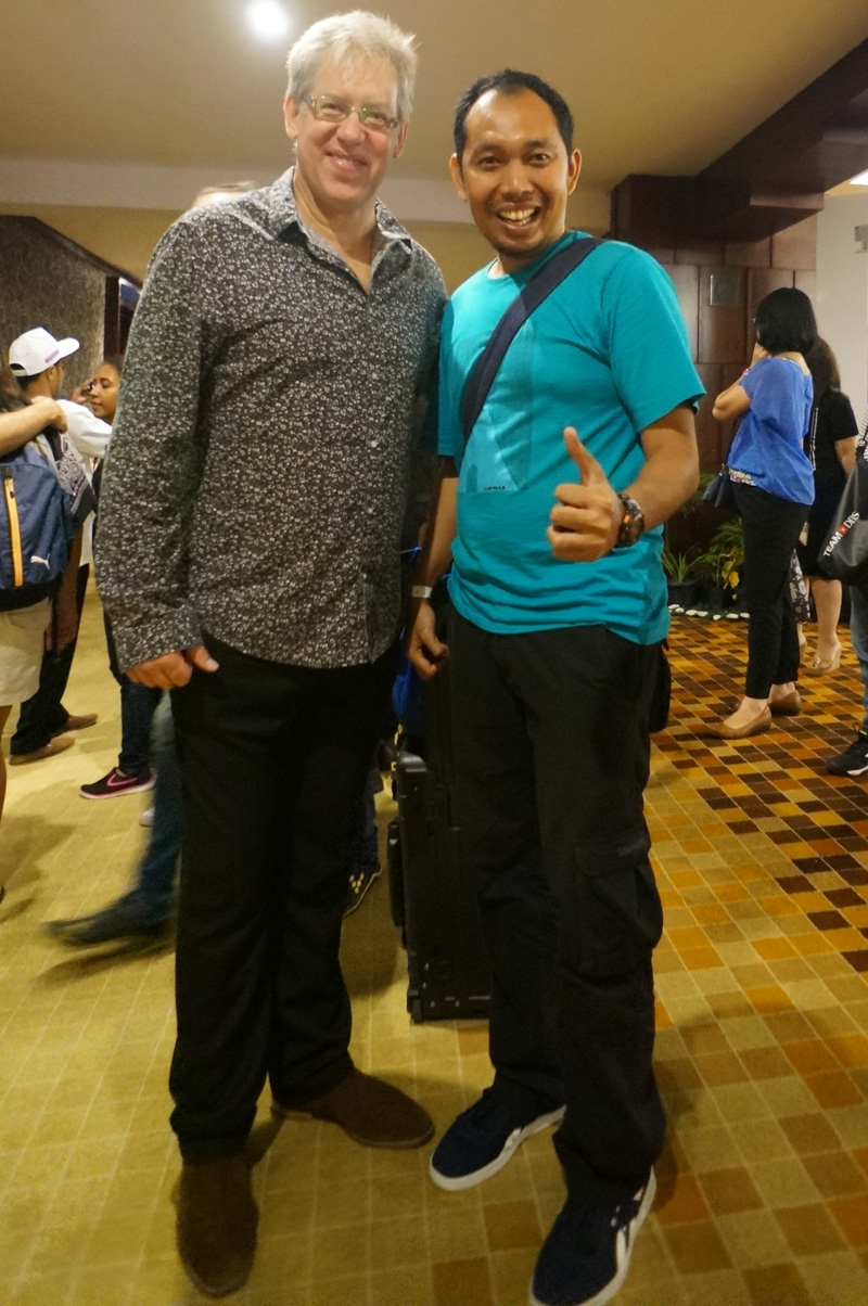 Sid Gauld & Jogie