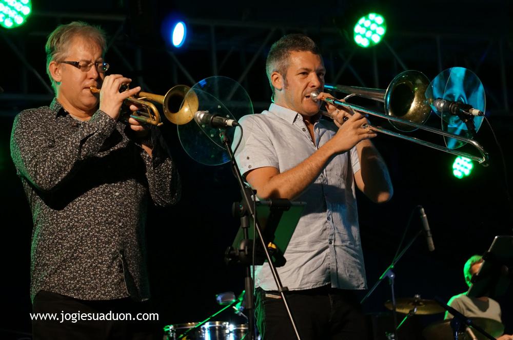 Sid Gauld & Trevor Mires